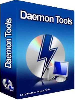 DAEMON Tools All Versions כונן ווירטואלי
