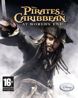 Pirates of the Caribbean At World's End PSP