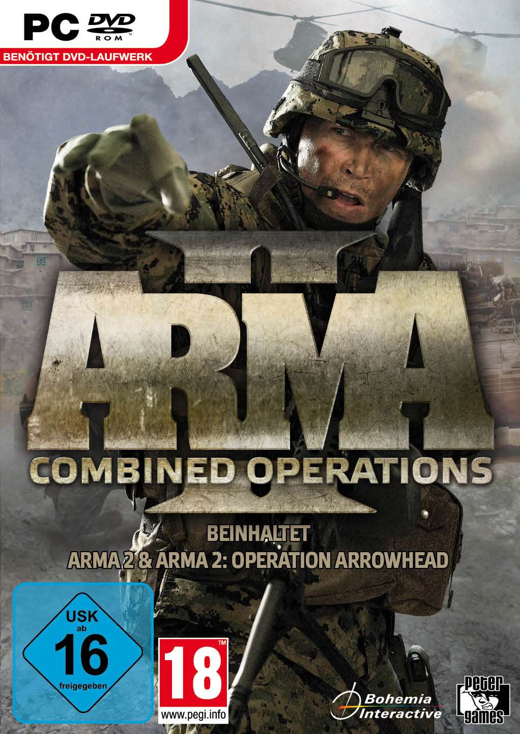 ArmA 2 Combined Operations משחק מחשב