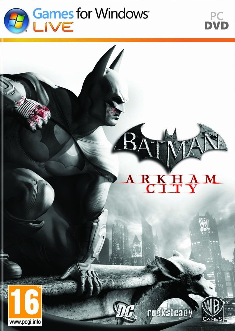 Batman Arkham City משחק מחשב