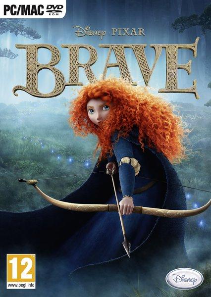 Brave משחק מחשב