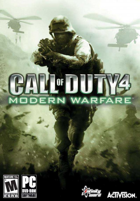 Call Of Duty 4: Modern Warfare משחק מחשב