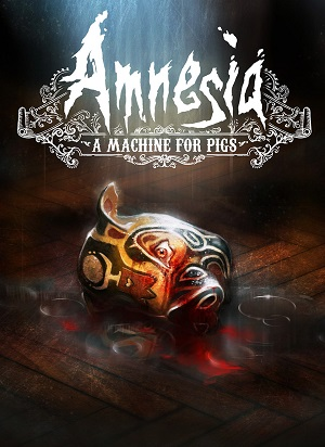 Amnesia A Machine for Pigs משחק מחשב