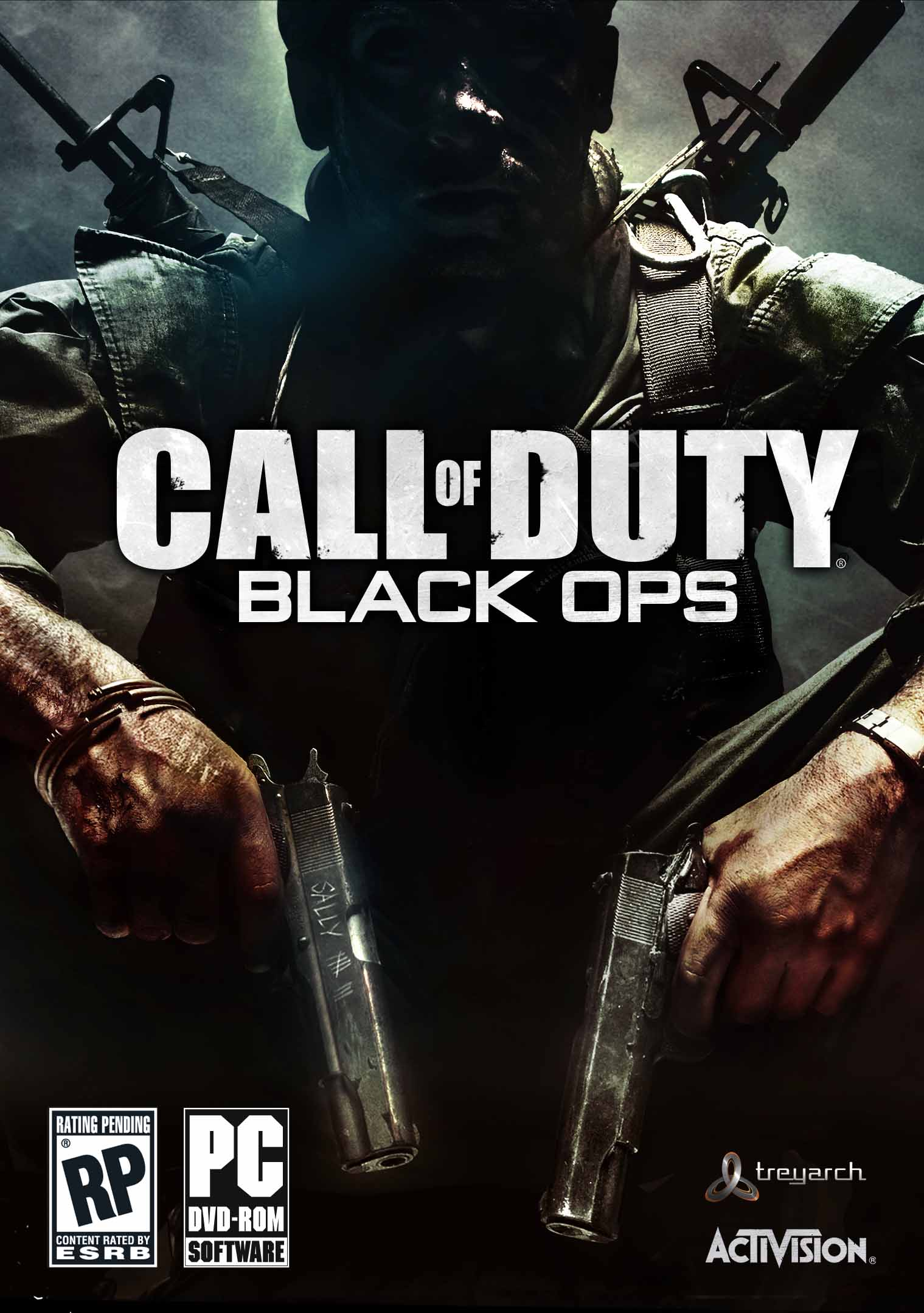 Call Of Duty 7: Black Ops משחק מחשב