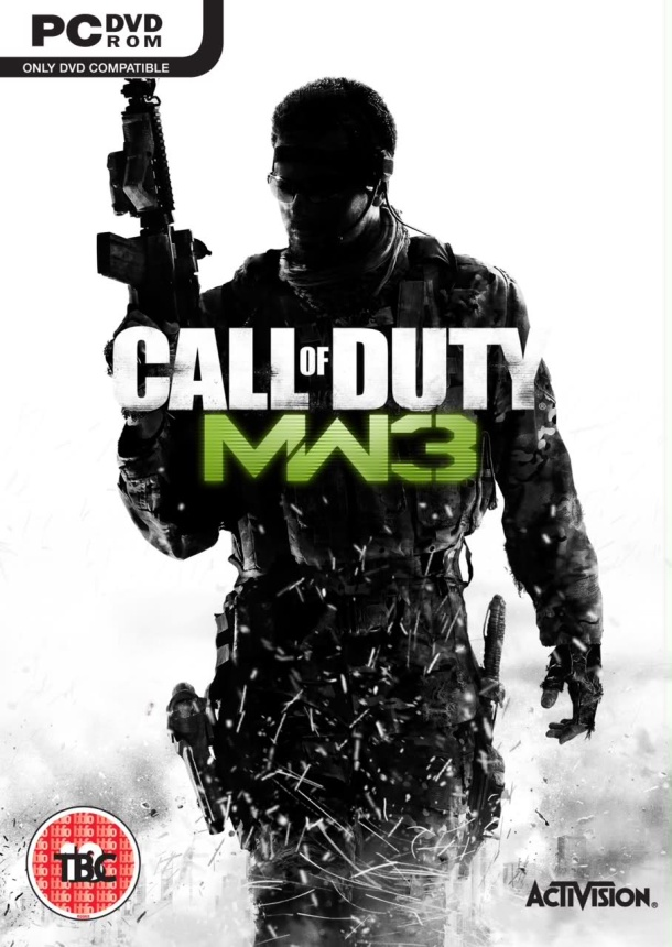 Call of Duty 8: Modern Warfare 3 משחק מחשב