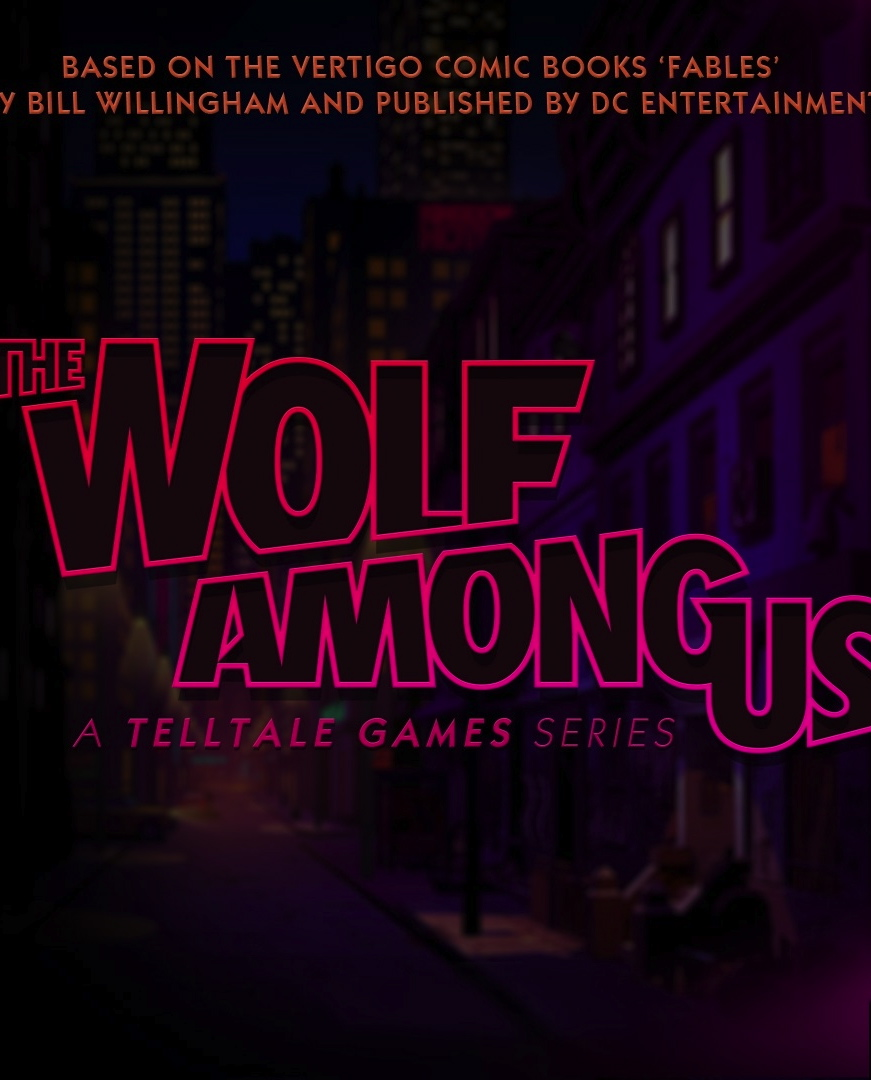 The Wolf Among Us: Episode 1 משחק מחשב