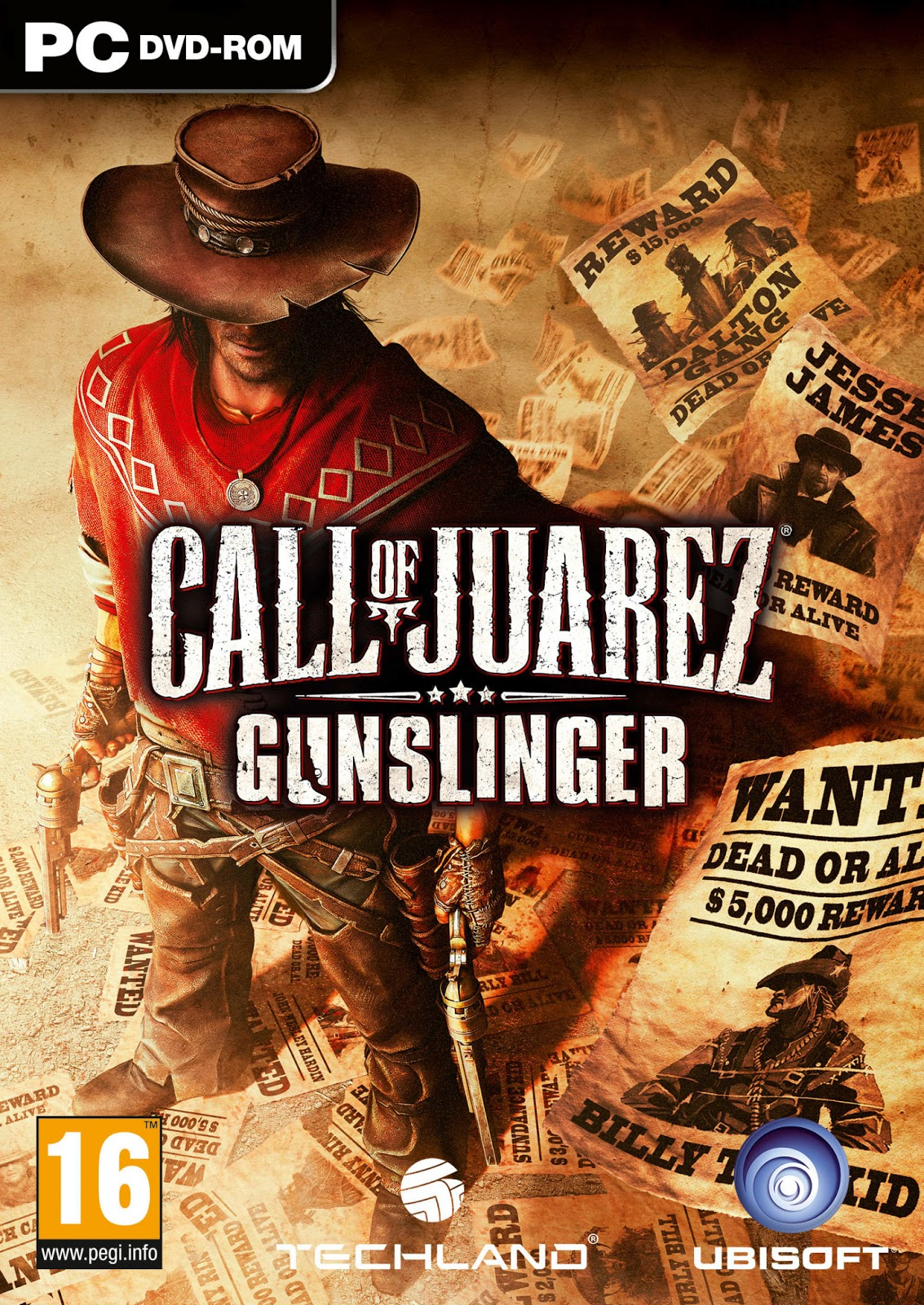 Call of Juarez: Gunslinger משחק מחשב