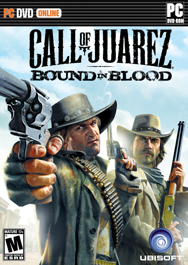 Call of Juarez: Bound in Blood משחק מחשב