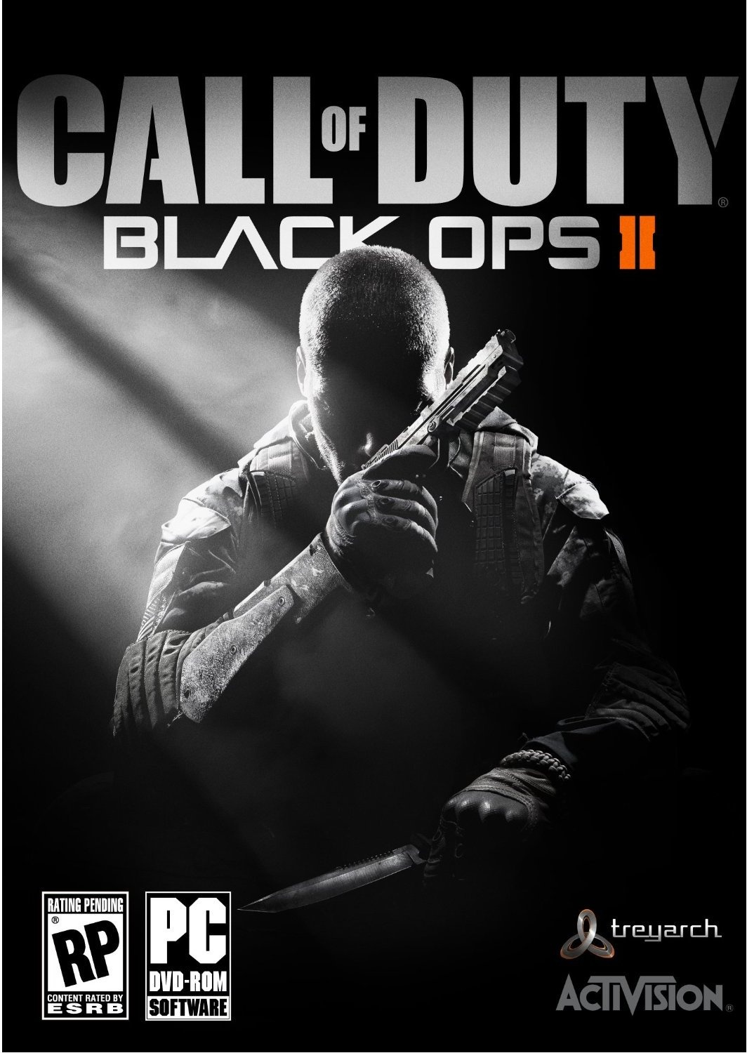 Call Of Duty 9: Black Ops 2 משחק מחשב