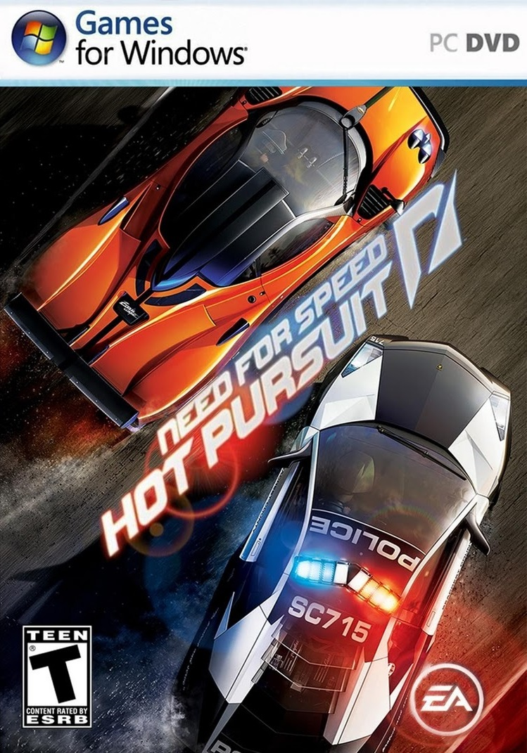 Need For Speed: Hot Pursuit משחק מחשב