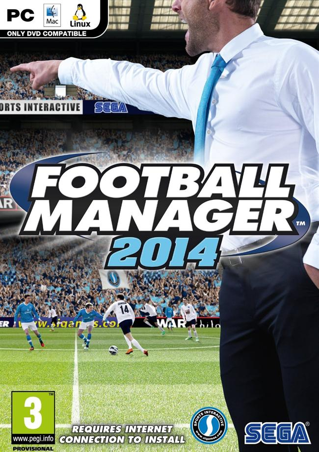 Football Manager 2014 משחק מחשב