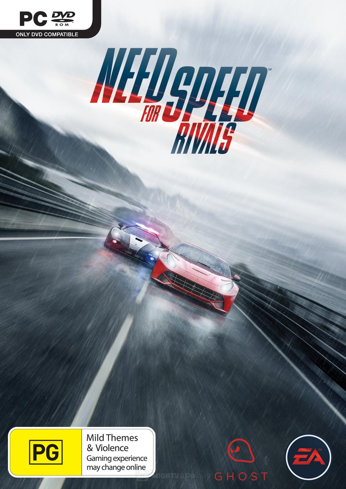 Need for Speed Rivals משחק מחשב